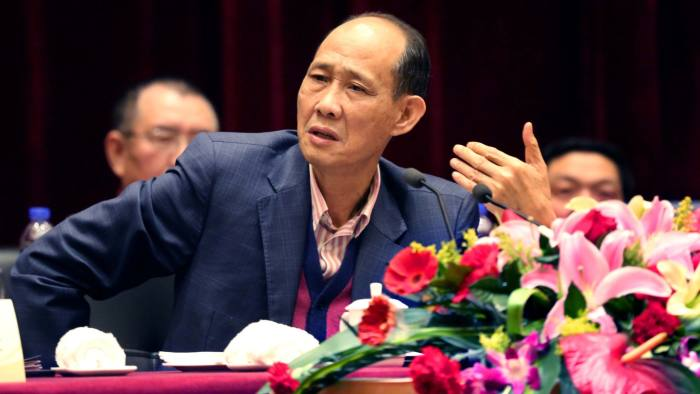 中国富商黄如论涉嫌行贿被调查