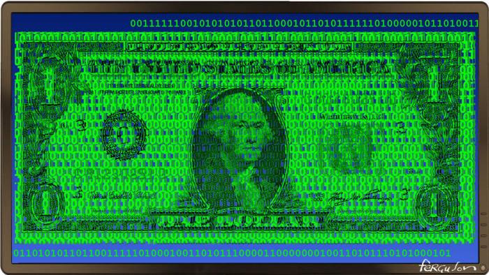 加密貨幣是一種自由主義幻想