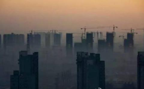 霾里的中国