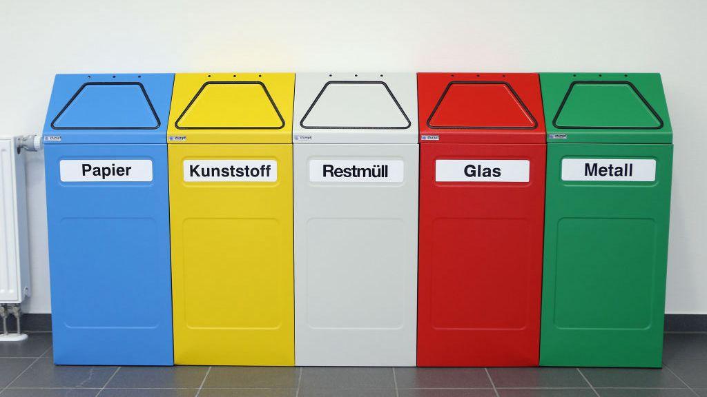 讀者來信:柏林人怎麼處理廢舊物品和垃圾