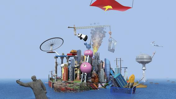 香港新文化地标的定位(转载) - 快乐一兵 - 126jnm5626 的博客