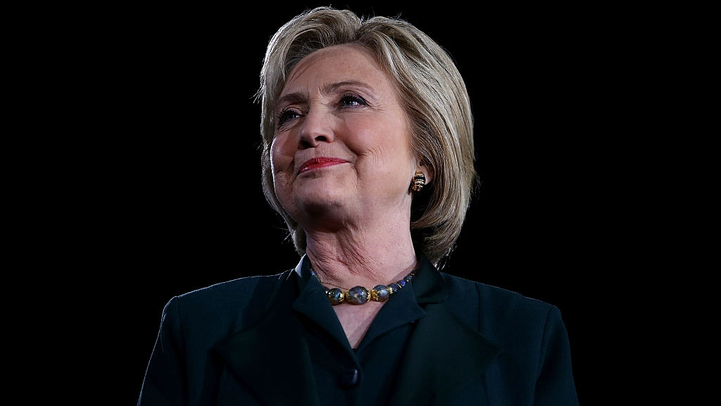 希拉里正式当选民主党总统候选人