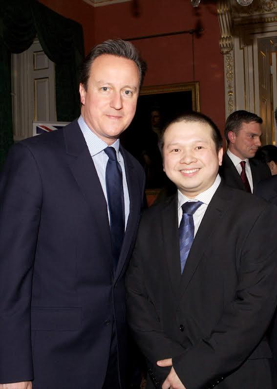 英国大选中参选的中国人 - 李昌海 - 昌海的蓝色海滩