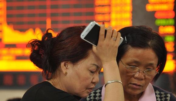 流动性承压致中国A股大跌3.47%