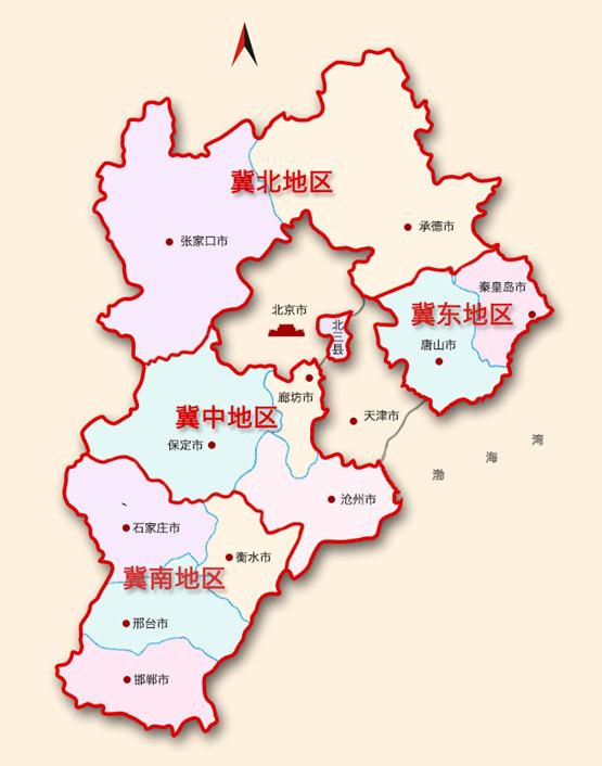 """""""三不管""""的北三县:是机遇还是悲剧?"""