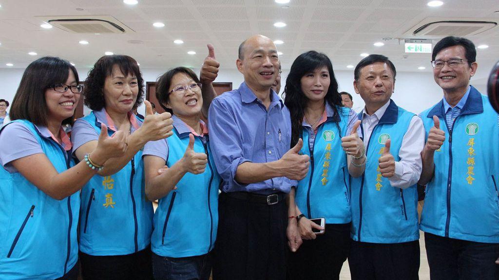 分析:韓國瑜為什麼能拿下國民黨初選勝利?