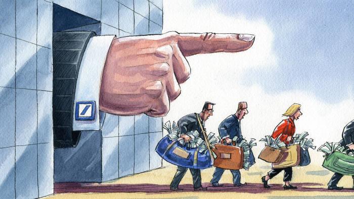 從德銀裁員方式看投行工作現實