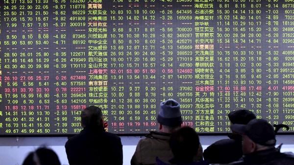 """中国股市""""不作为""""的熔断机制"""