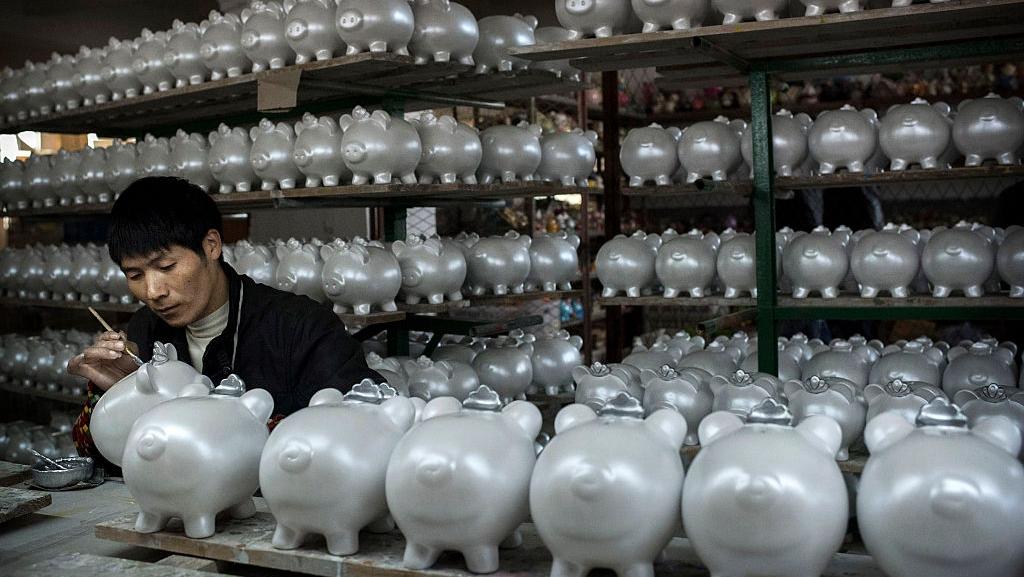 1月份中國CPI、PPI雙雙表現不佳