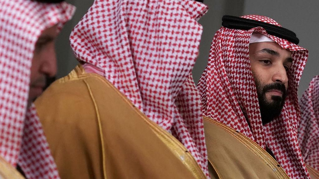 沙特王儲面臨空前國際壓力