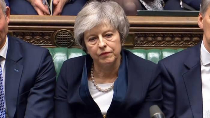 英國首相退歐B計劃在議會受挫