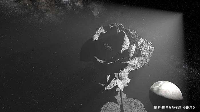 NASA驻村艺术家 现在就告白第三季免费的VR作品《登月》