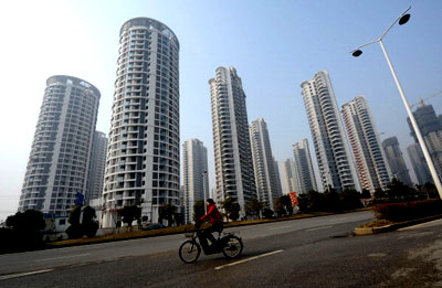 中国二线城市的房地产陷阱