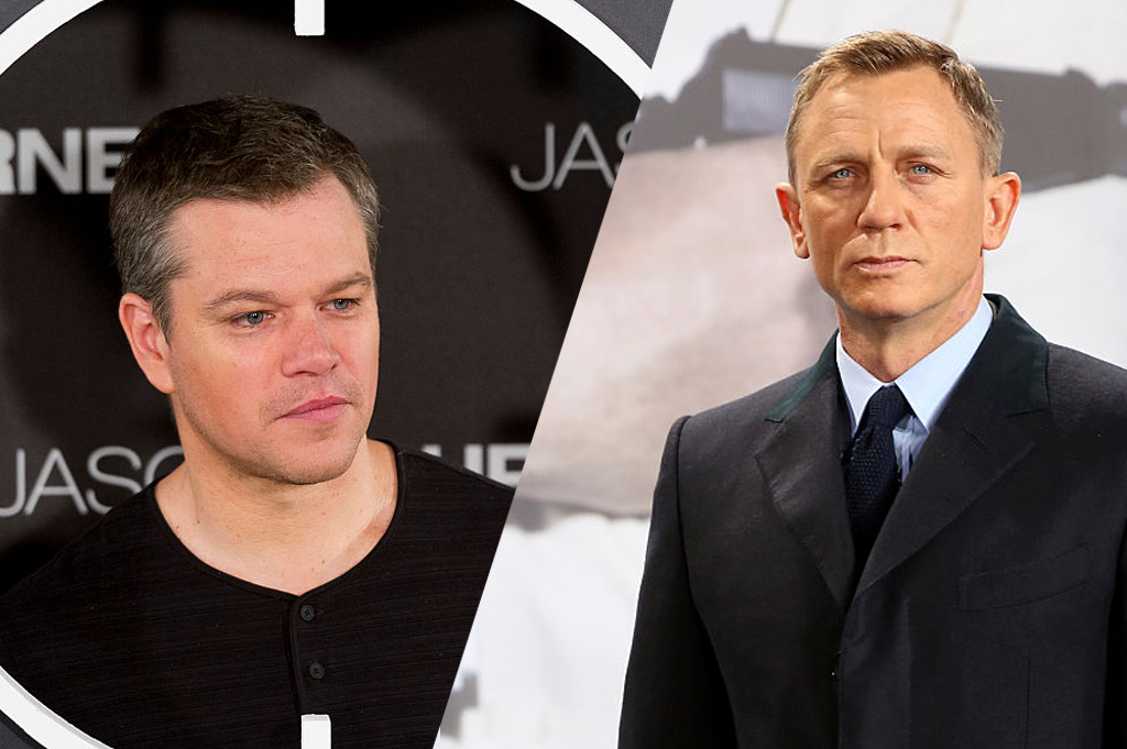 当杰森•伯恩遇到007