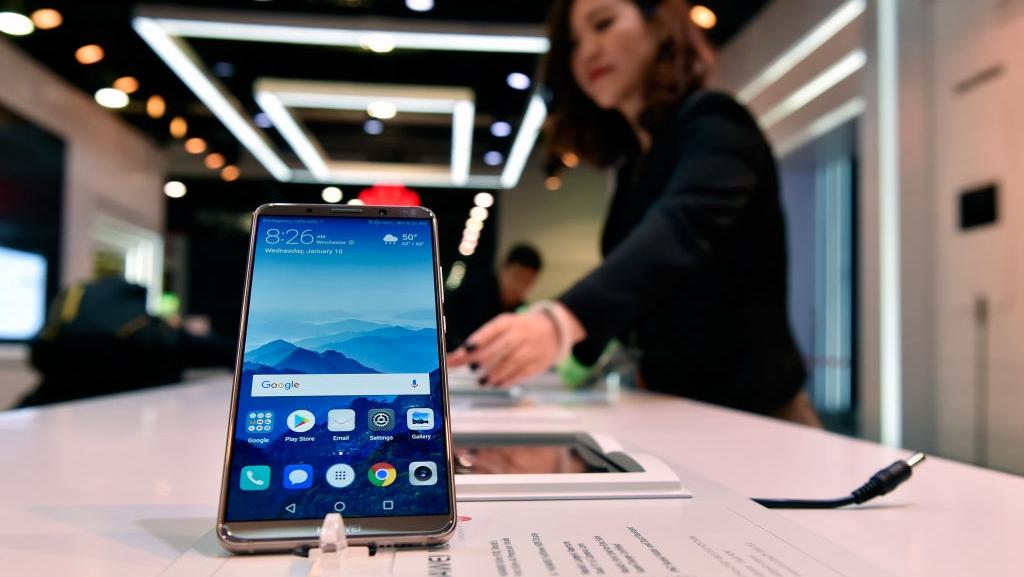 調研:中國消費者對華為的偏好度提升