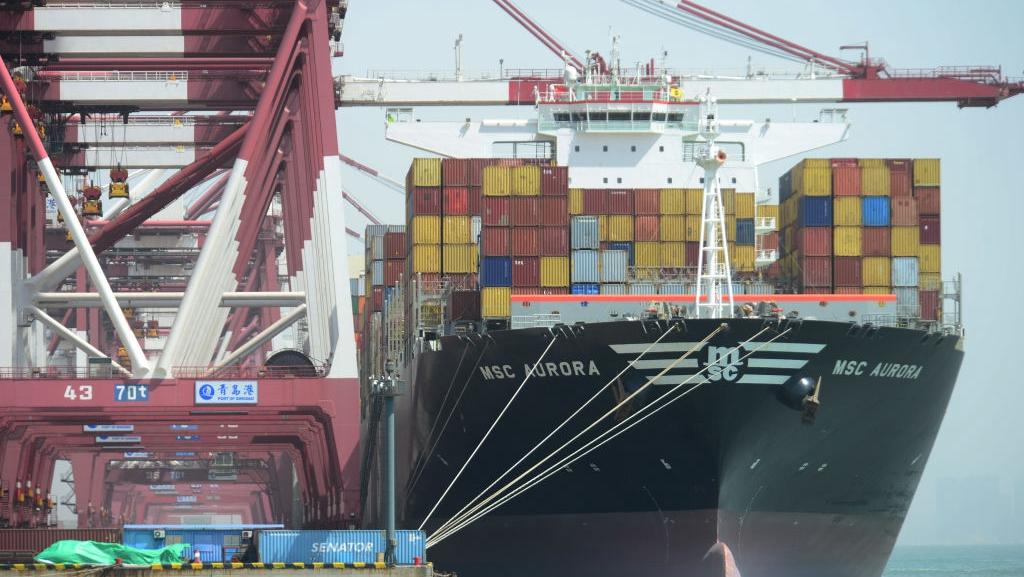 1月份中國出口恢復增長