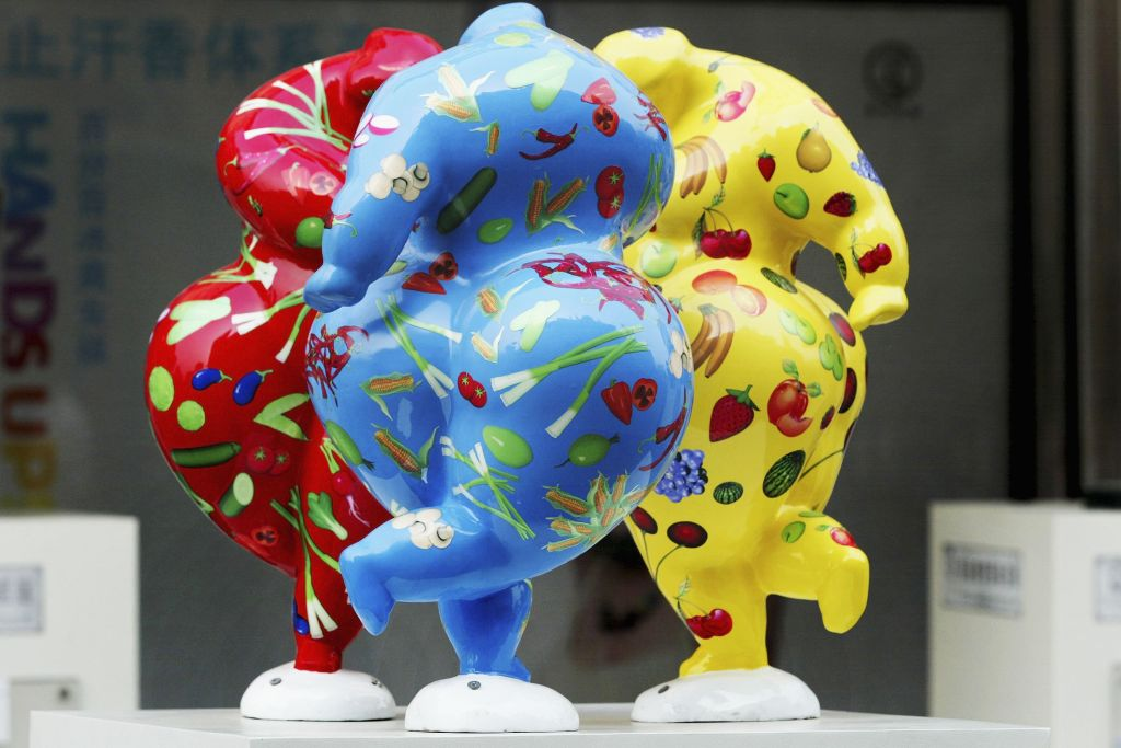 奔跑吧,中国当代艺术展览!