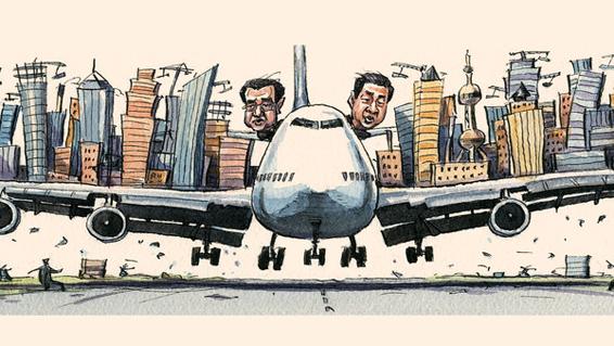 中国经济的硬着陆风险