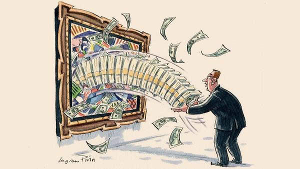 藝術收藏家為何一擲千金?