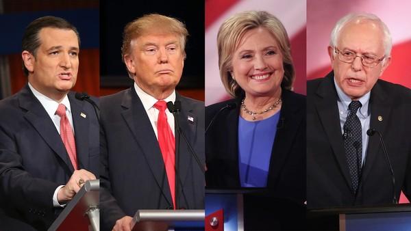 聚焦2016美国大选 - cover