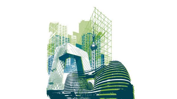 鼓励中国建造更多环保大楼