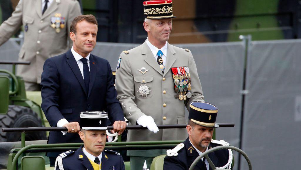繼美國之後,法國也將組建太空司令部