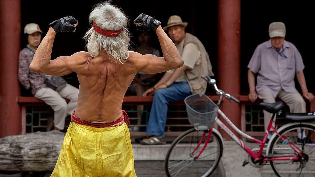 外資瞄準中國養老市場